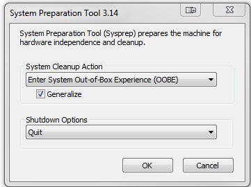 Porting an active Windows 7 installation to New Hardware -howto